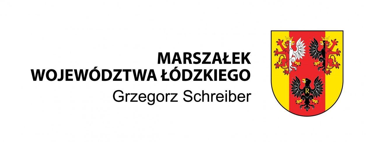 logotyp Marszałek Województwa łódzkiego