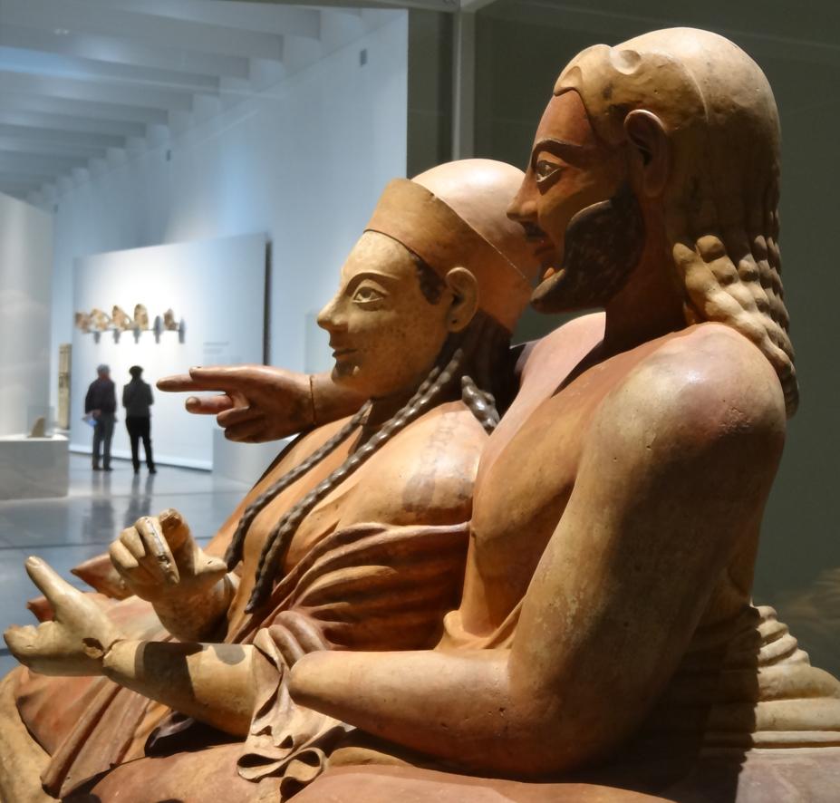 sarkofag etruski